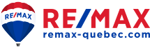 logo RE/MAX Qu�bec inc.